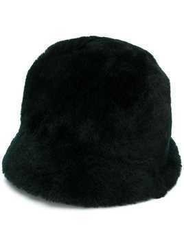 Holland & Holland shearling hat - Blue