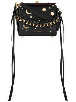 Alexander McQueen 16 box bag - Black