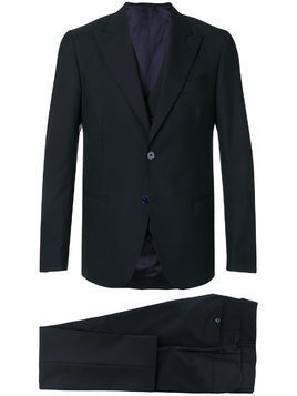 Bagnoli Sartoria Napoli two-piece formal suit - Blue