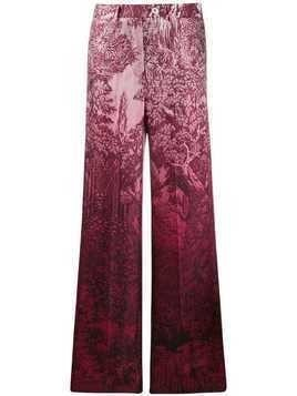F.R.S For Restless Sleepers palazzo trousers - Pink