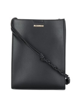 Jil Sander rectangular crossbody bag - Black