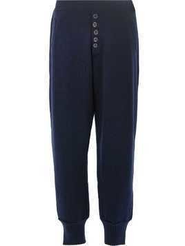 Miaoran track pants - Blue