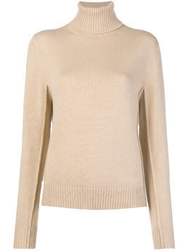 Chloé cashmere knit sweater - Nude & Neutrals