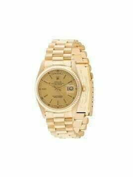 Rolex 1977 pre-owned Day-Date 36mm - GOLD