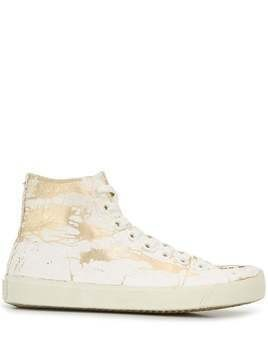 Maison Margiela high-top sneakers - White