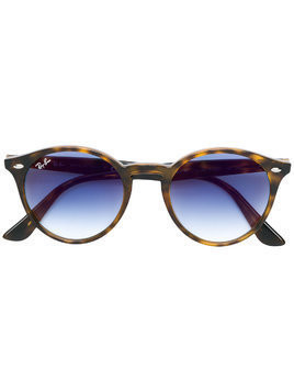 Ray-Ban round frame sunglasses - Brown