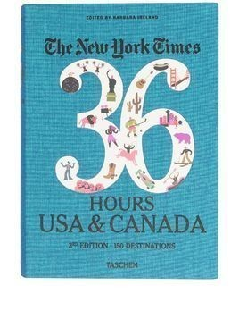 TASCHEN The New York Times 36 Hours: USA & Canada - Blue