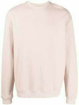 John Elliott crew neck cotton sweater - Pink