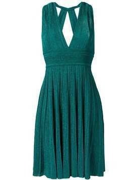 Antonino Valenti petronia mini dress - Green
