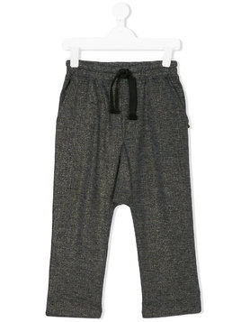 Miss Grant Kids dropped crotch trousers - Grey