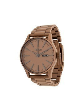 Nixon Sentry watch - Brown