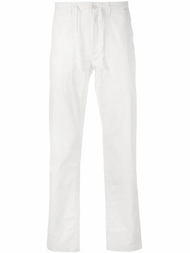Alex Mill Ripstop Dock trousers - White