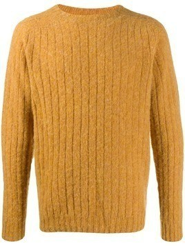 Howlin' Lost Spirit ribbed jumper - Yellow