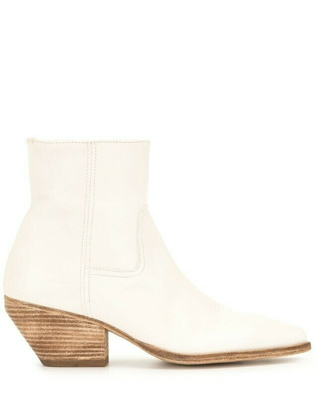 Officine Creative Arielle ankle-boots - White