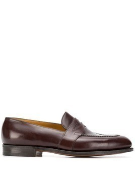 John Lobb classic formal loafers - Brown