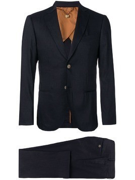 Maurizio Miri Christian two-piece suit - Blue