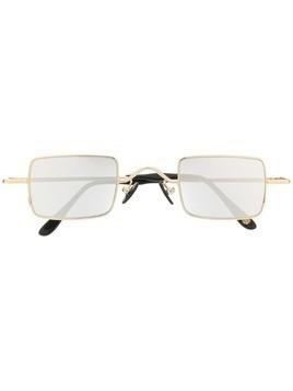 KYME square frame sunglasses - Gold
