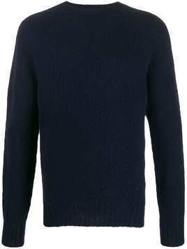 Howlin' Birth of Cool brushed jumper - Blue