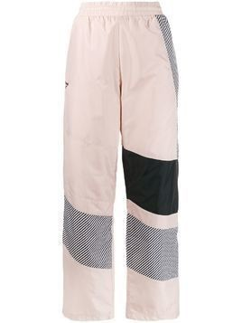 Reebok Vector track trousers - PINK