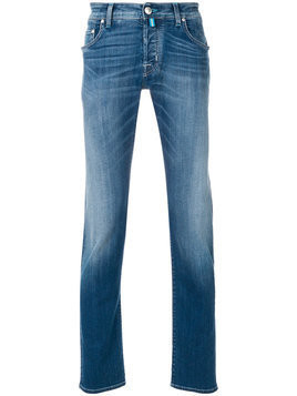 Jacob Cohen - slim fit jeans - Herren - Cotton/Spandex/Elastane/Polyester - 35 - Blue