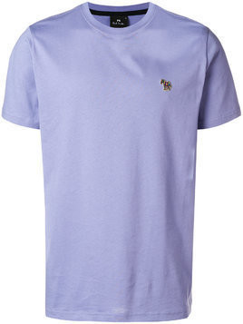 Ps By Paul Smith zebra logo T-shirt - Pink & Purple