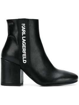Karl Lagerfeld Lavinia ankle boots - Black