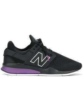 New Balance 247 low top trainers - Black
