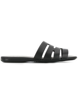 Hogan Valencia slides - Black