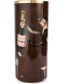 Fornasetti wine cooler - Brown