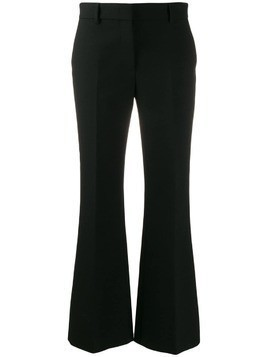 MSGM classic tailored trousers - Black