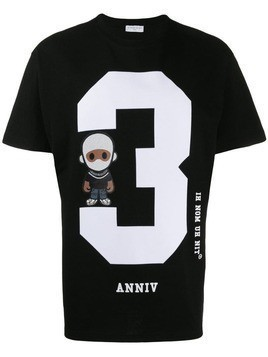 Ih Nom Uh Nit 3 Anniv T-shirt - Black