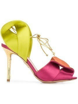 Charlotte Olympia Romy sandals - Pink