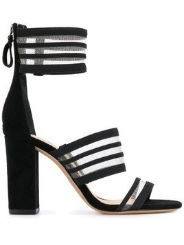 Alexandre Birman Shadow sandal - Black