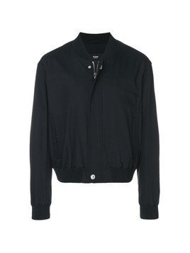 Versus slim-fit bomber jacket - Black