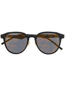 Ic! Berlin x A Bathing Ape limited edition sunglasses - Black