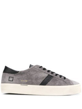 D.A.T.E. low-top sneakers - Grey