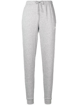 Adidas Cuffed logo track trousers - Grey