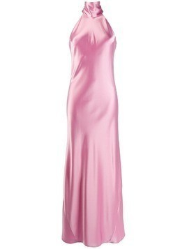 Galvan Sienna dress - Pink