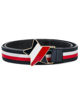 Tommy Hilfiger Junior star buckle belt - Blue