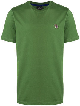 Ps By Paul Smith zebra logo T-shirt - Green