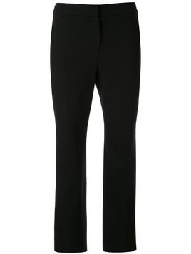 Kuho slim tailored trousers - Black