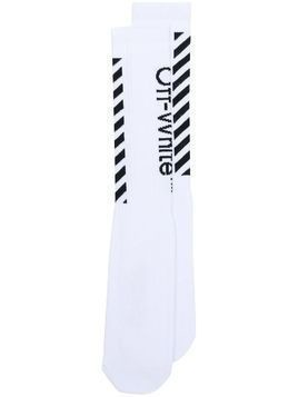 Off-White Diag socks