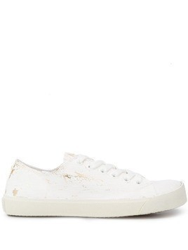 Maison Margiela Tabi low-top sneakers - White