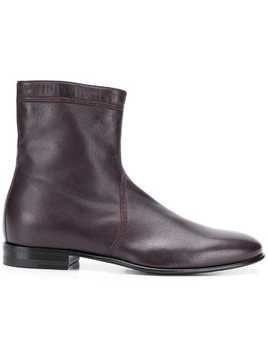Carvil Dylan ankle boots - Purple