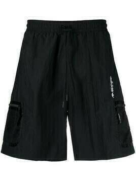 adidas Adventure woven cargo shorts - Black