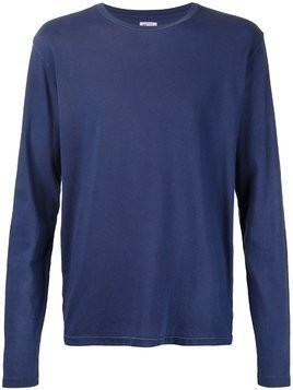 321 longsleeved T-shirt - Blue