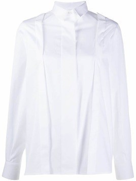 Each X Other Re-sculpted poplin shirt - White