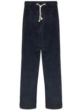 Champion corduroy track trousers - Blue