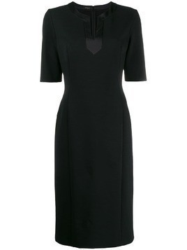 Les Copains shift dress - Black