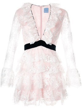 Macgraw Screenplay ruffled dress - Pink